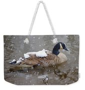 The Flurry Collector Weekender Tote Bag