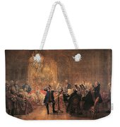 The Flute Concert Weekender Tote Bag