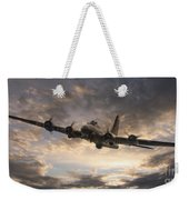 The Flying Fortress Weekender Tote Bag