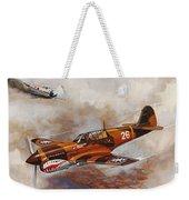 The Flying Tigers Weekender Tote Bag