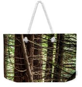 The Forest Combed By The Wind In The Lake Weekender Tote Bag