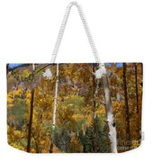 The Forest For The Trees Weekender Tote Bag
