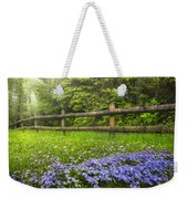 The Forest Is Calling Weekender Tote Bag