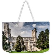 The Forgotten Abbey 2 Weekender Tote Bag