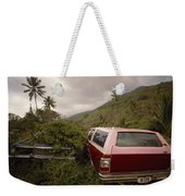 The Forsaken Cars Weekender Tote Bag
