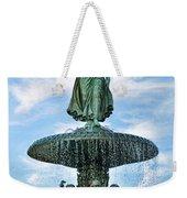 The Fountain Weekender Tote Bag