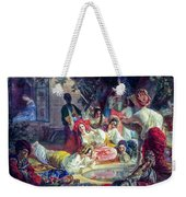 The Fountain Of Bakhchisarai Weekender Tote Bag