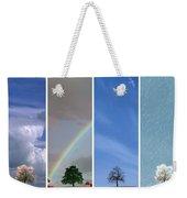 The Four Seasons Weekender Tote Bag