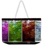 The Four Seasons- Featured In Comfortable Art And Newbies Groups Weekender Tote Bag