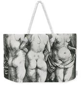 The Four Witches Weekender Tote Bag