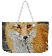 The Fox 8 Weekender Tote Bag