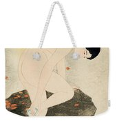 The Fragrance Of A Bath Weekender Tote Bag
