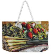 The French Cook Weekender Tote Bag