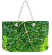 The Freshness Of New Growth Is A Thing Of Beauty And Wonder Weekender Tote Bag