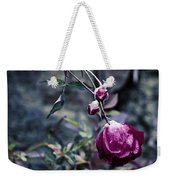 The Friday The 13th Rose Weekender Tote Bag