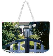 The Front Garden Weekender Tote Bag