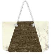 The Furnace Weekender Tote Bag