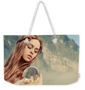 The Future Foretold Weekender Tote Bag