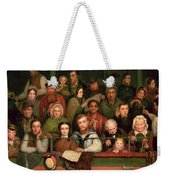 The Gallery, Drury Lane Weekender Tote Bag