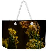 The Game Of Nature Weekender Tote Bag