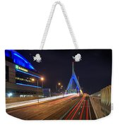The Garden And The Zakim Weekender Tote Bag by Joann Vitali