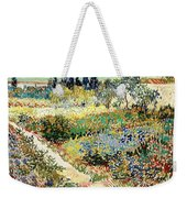 The Garden At Arles, 1888 Weekender Tote Bag