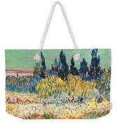 The Garden At Arles, Detail Weekender Tote Bag