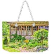 The Garden At Juniata Crossings Weekender Tote Bag