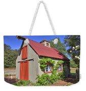 The Garden Barn Weekender Tote Bag