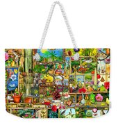 The Garden Cupboard Weekender Tote Bag