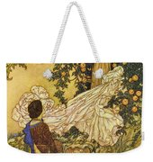 The Garden Of Paradise IIi Weekender Tote Bag