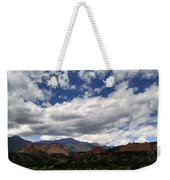 The Garden Of The Gods Weekender Tote Bag