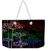 The Garden Of Your Mind Rainbow 3 Weekender Tote Bag