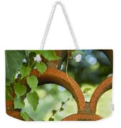 The Garden Wall Weekender Tote Bag