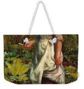 The Gardeners Daughter Weekender Tote Bag