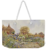 The Gardens At Chequers Court Weekender Tote Bag