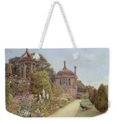 The Gardens At Montacute In Somerset Weekender Tote Bag