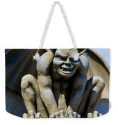The Gargoyle  Weekender Tote Bag