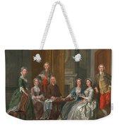 The Gascoigne Family, C.1740 Weekender Tote Bag