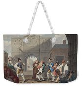 The Gate Of Calais, Or O The Roast Beef Weekender Tote Bag