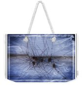 The Gathering - Long Leg Spiders Weekender Tote Bag