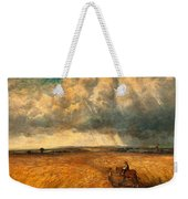 The Gathering Storm, 1819 Weekender Tote Bag by John Constable