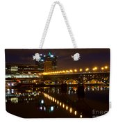 The Gay Street Bridge Weekender Tote Bag