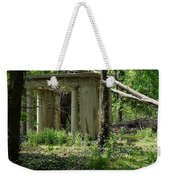 The Gazebo In The Woods Weekender Tote Bag