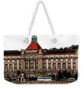 The Gellert Hotel Weekender Tote Bag