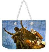 The Generals Golden  Angel Weekender Tote Bag