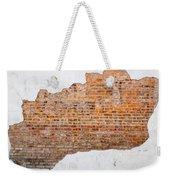 The Ghost Behind The Wall Weekender Tote Bag