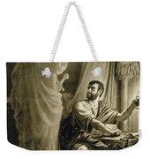 The Ghost Of Julius Caesar, In The Play Weekender Tote Bag