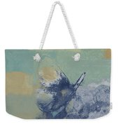 The Giant Butterfly And The Moon - J216094206-c09a Weekender Tote Bag
