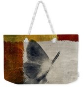 The Giant Butterfly And The Moon - S09-22cbrt Weekender Tote Bag